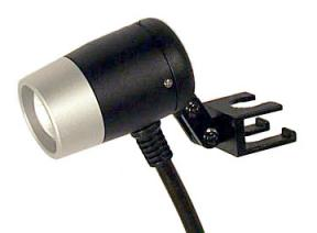 LED direct loupe mount